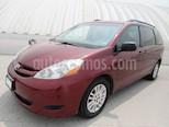Foto venta Auto Seminuevo Toyota Sienna LE 3.5L (2008) color Rojo precio $129,000