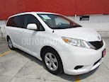 Foto venta Auto Seminuevo Toyota Sienna LE 3.5L (2013) color Blanco precio $335,000