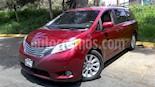 Foto venta Auto Seminuevo Toyota Sienna Limited 3.5L (2011) color Rojo precio $269,000