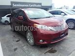 Foto venta Auto Seminuevo Toyota Sienna Limited 3.5L (2012) color Vino Tinto precio $285,000