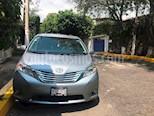 Foto venta Auto usado Toyota Sienna Limited 3.5L (2012) color Plata precio $315,000