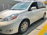 Foto venta Auto usado Toyota Sienna XLE 3.3L Piel (2009) color Blanco precio $168,500