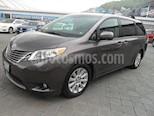 Foto venta Auto Usado Toyota Sienna XLE 3.3L Piel (2013) color Gris precio $310,000
