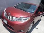 Foto venta Auto Usado Toyota Sienna XLE 3.5L Piel (2015) color Rojo precio $475,000