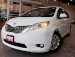 Foto venta Auto Seminuevo Toyota Sienna XLE 3.5L Piel (2014) color Blanco precio $355,000