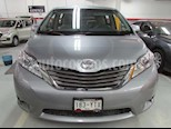 Foto venta Auto Usado Toyota Sienna XLE 3.5L (2013) color Plata precio $280,000