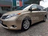 Foto venta Auto Seminuevo Toyota Sienna XLE 3.5L (2011) color Dorado precio $240,000