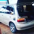 Foto venta carro Usado Toyota Starlet XL L4 1.3 8V (1994) color Plata precio u$s1.000