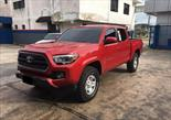 Foto venta Auto usado Toyota Tacoma TRD Sport 4x4 (2015) color Rojo precio $220,000