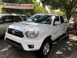 Foto venta Auto usado Toyota Tacoma TRD Sport 4x4 (2012) color Blanco precio $309,000
