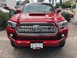 Foto venta Auto Seminuevo Toyota Tacoma TRD Sport 4x4 (2017) color Rojo