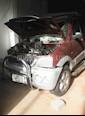 Foto venta carro usado Toyota Terios LX Auto. (2006) color Rojo precio BoF1.500