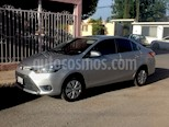 Foto venta Auto usado Toyota Yaris Sedan Core Aut (2017) color Plata precio $215,000