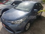 Foto venta Auto Seminuevo Toyota Yaris Sedan Core Aut (2017) color Azul precio $205,000