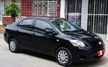 Toyota Yaris Sedan XLi 1.3L usado (2010) color Negro Tinta precio u$s7,800