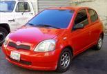 Foto venta carro Usado Toyota Yaris (Linea Sol) L4,1.3i,16v A 2 1 (2001) color Rojo precio u$s2.500