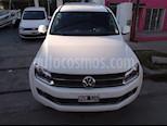 Foto venta Auto Usado Volkswagen Amarok DC 4x4 Trendline (180Cv) Aut (2014) color Blanco precio $650.000