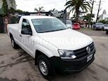 Foto venta Auto usado Volkswagen Amarok SC 4x2 Startline  (2014) color Blanco Cristal precio $468.000
