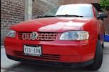 Foto venta Auto Seminuevo Volkswagen Derby 1.8L Ac (2009) color Rojo precio $39,000