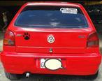 Foto venta Auto Usado Volkswagen Gol 1.600 . 4 P (1999) color Rojo precio u$s5.800
