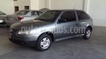 Foto venta Auto Usado Volkswagen Gol 3P 1.6 Power Plus (2007) color Gris Oscuro precio $132.000