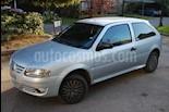 Foto venta Auto Usado Volkswagen Gol 3P 1.6 Power (2011) color Gris Plata  precio $115.000