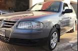 Foto venta Auto usado Volkswagen Gol 5P 1.6 Power (2007) color Gris Oscuro precio $129.000