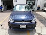 Foto venta Auto Seminuevo Volkswagen Gol CL (2017) color Azul Medio precio $158,000