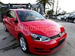 Foto venta Auto Usado Volkswagen Golf 5P 1.6 Trendline (2018) color Rojo Tornado precio $560.000