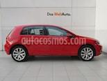 Foto venta Auto Seminuevo Volkswagen Golf Comfortline (2018) color Rojo Tornado precio $328,000