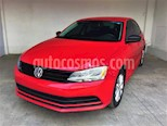 Foto venta Auto Seminuevo Volkswagen Jetta 2.0 (2016) color Rojo Tornado precio $189,000