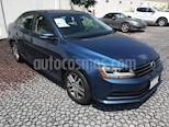 Foto venta Auto Seminuevo Volkswagen Jetta Trendline (2017) color Azul Metalico precio $265,000