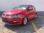 Foto venta Auto Seminuevo Volkswagen Polo Hatchback 1.2L TSI Aut (2017) color Rojo precio $262,000