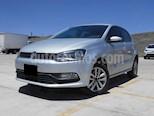 Foto venta Auto Seminuevo Volkswagen Polo Hatchback 1.2L TSI Aut (2016) color Plata Reflex precio $185,000