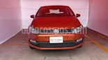 Foto venta Auto Seminuevo Volkswagen Polo Hatchback 1.6L Aut (2018) color Naranja precio $225,000
