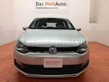 Foto venta Auto Seminuevo Volkswagen Polo Hatchback 1.6L Tiptronic (2018) color Plata Reflex precio $218,000