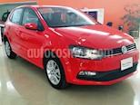 Foto venta Auto Seminuevo Volkswagen Polo Hatchback 1.6L (2017) color Rojo Flash precio $190,000
