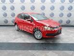Foto venta Auto Seminuevo Volkswagen Polo Hatchback Startline (2019) color Rojo Flash precio $209,000