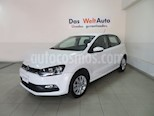 Foto venta Auto Seminuevo Volkswagen Polo 1.6L Base 5P Ac (2018) color Blanco