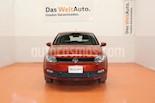 Foto venta Auto Seminuevo Volkswagen Polo 1.6L Base 5P (2017) color Naranja precio $199,000