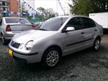 Foto venta Carro usado Volkswagen Polo Comfortline (2004) color Plata Reflex precio $18.500.000