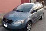 Foto venta Auto Usado Volkswagen Suran 1.6 Track (2006) color Azul Celeste precio $165.000