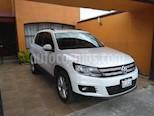 Foto venta Auto usado Volkswagen Tiguan Wolfsburg Edition (2017) color Blanco precio $350,000