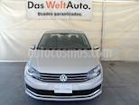 Foto venta Auto Usado Volkswagen Vento Allstar Aut (2017) color Plata Reflex precio $229,000