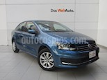 Foto venta Auto Usado Volkswagen Vento Comfortline Aut (2018) color Azul precio $228,000