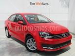 Foto venta Auto Seminuevo Volkswagen Vento Comfortline (2018) color Rojo Flash precio $218,000