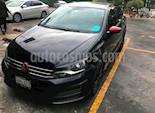 Foto venta Auto Seminuevo Volkswagen Vento Comfortline (2016) color Negro Profundo precio $129,500