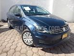 Foto venta Auto Usado Volkswagen Vento Startline Aut (2016) color Azul precio $156,000