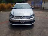 Foto venta Auto Usado Volkswagen Vento Startline Aut (2017) color Plata precio $179,000