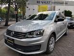 Foto venta Auto Usado Volkswagen Vento Startline Aut (2017) color Plata Reflex precio $168,000